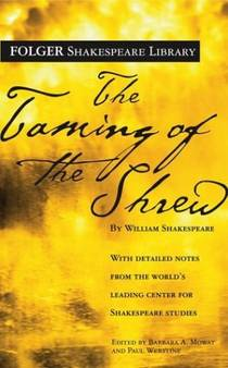 Picture of a book: The Taming Of The Shrew
