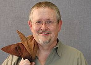 Picture of an author: Orson Scott Card