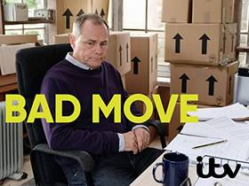 Picture of a TV show: Bad Move