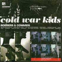 Picture of a band or musician: Cold War Kids