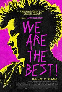 Picture of a movie: We Are The Best!