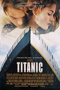 Picture of a movie: Titanic