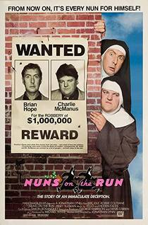 Picture of a movie: Nuns On The Run