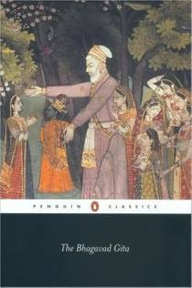 Picture of a book: The Bhagavad Gita