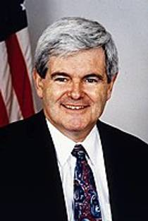 Picture of an author: Newt Gingrich