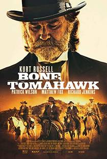 Picture of a movie: Bone Tomahawk