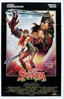 Picture of a movie: Red Sonja