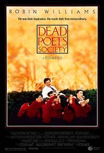 Picture of a movie: Dead Poets Society