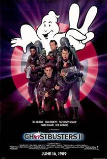 Picture of a movie: Ghostbusters II