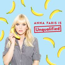 Picture of a podcast: Anna Faris Is Unqualified