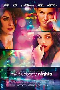 Picture of a movie: My Blueberry Nights