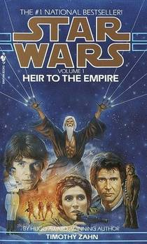 Picture of a book: Heir To The Empire