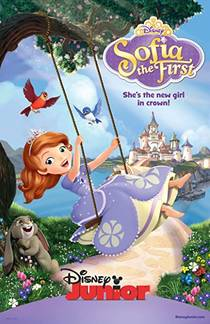 Picture of a TV show: Sofia The First