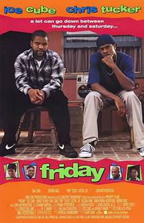 Picture of a movie: Friday