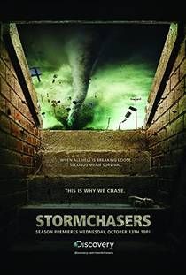 Picture of a TV show: Storm Chasers