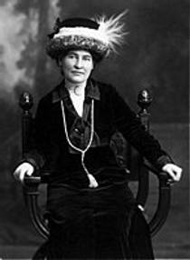 Picture of an author: Willa Cather