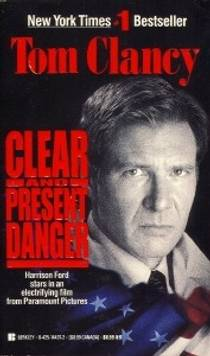 Picture of a book: Clear And Present Danger