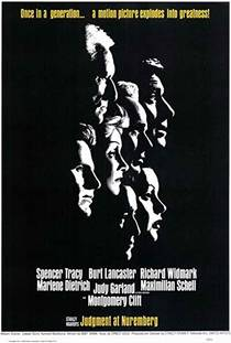 Picture of a movie: Judgment At Nuremberg