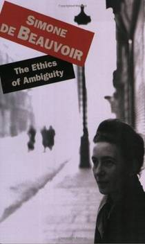 Picture of a book: The Ethics Of Ambiguity