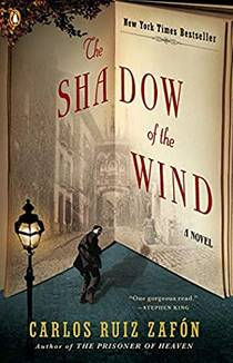 Picture of a book: The Shadow Of The Wind