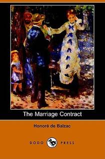 Picture of a book: The Marriage Contract