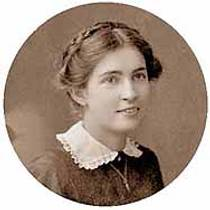 Picture of an author: Cicely Mary Barker