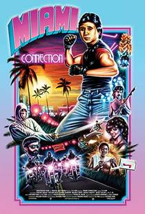 Picture of a movie: Miami Connection