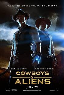 Picture of a movie: Cowboys & Aliens