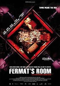 Picture of a movie: La Habitación De Fermat