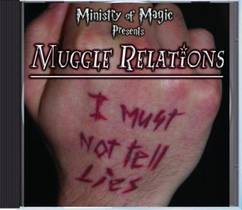Picture of a band or musician: Muggle Relations