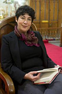 Picture of an author: Joanne Harris