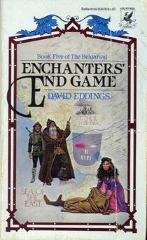 Picture of a book: Enchanters' End Game
