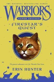Picture of a book: Firestar's Quest