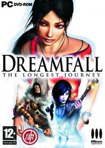 Picture of a game: Dreamfall: The Longest Journey