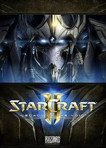 Picture of a game: Starcraft II: Legacy Of The Void