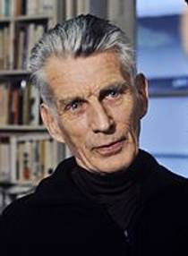 Picture of an author: Samuel Beckett