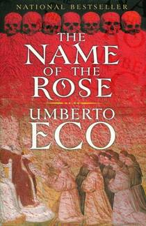 Picture of a book: The Name Of The Rose