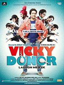 Picture of a movie: Vicky Donor
