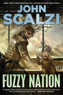 Picture of a book: Fuzzy Nation