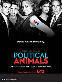 Picture of a TV show: Political Animals