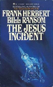 Picture of a book: The Jesus Incident