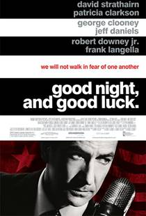 Picture of a movie: Good Night, And Good Luck.