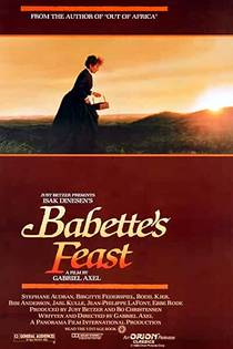 Picture of a movie: Babettes Gæstebud