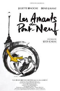 Picture of a movie: Les Amants Du Pont-Neuf