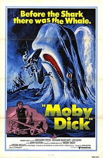 Picture of a movie: Moby Dick