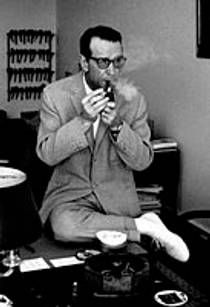 Picture of an author: Georges Simenon