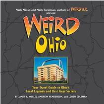 Picture of a book: Weird Ohio