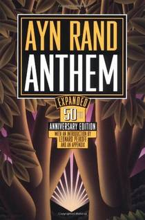Picture of a book: Anthem