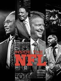 Picture of a TV show: Inside The Nfl
