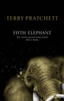 Picture of a book: The Fifth Elephant